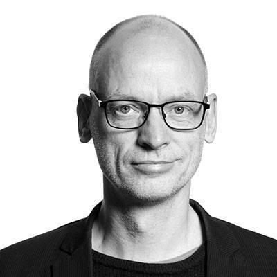 Mikkel Hede portræt