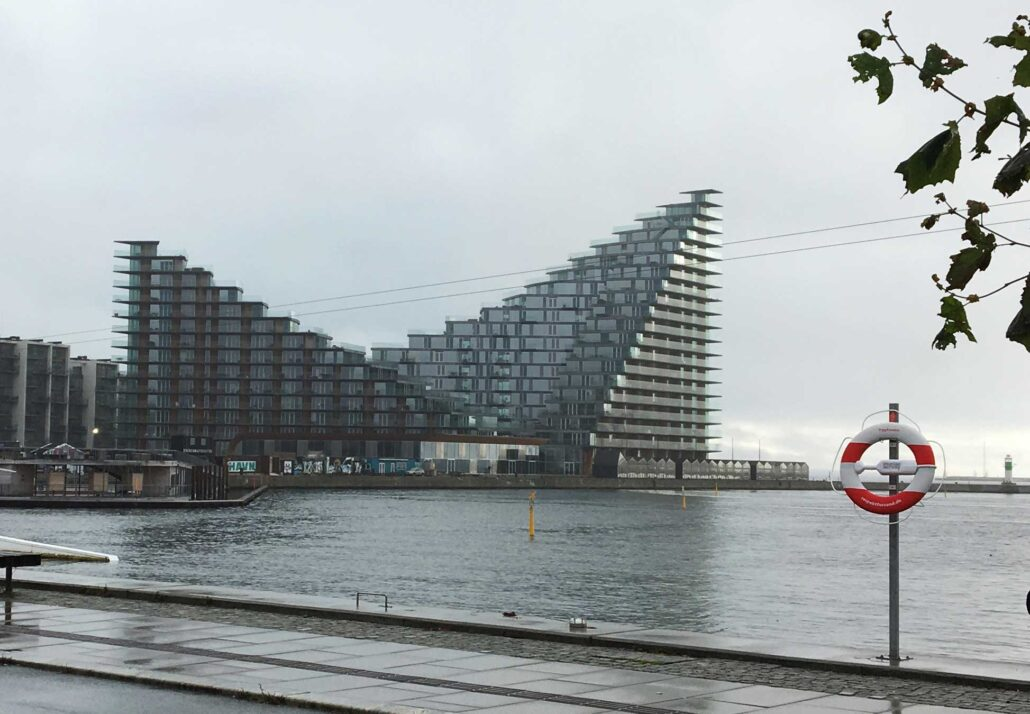 Bjarke Ingels and Jan Gehls block.