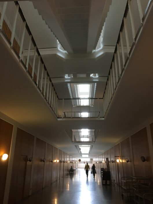 Kontorgange Århus Rådhus