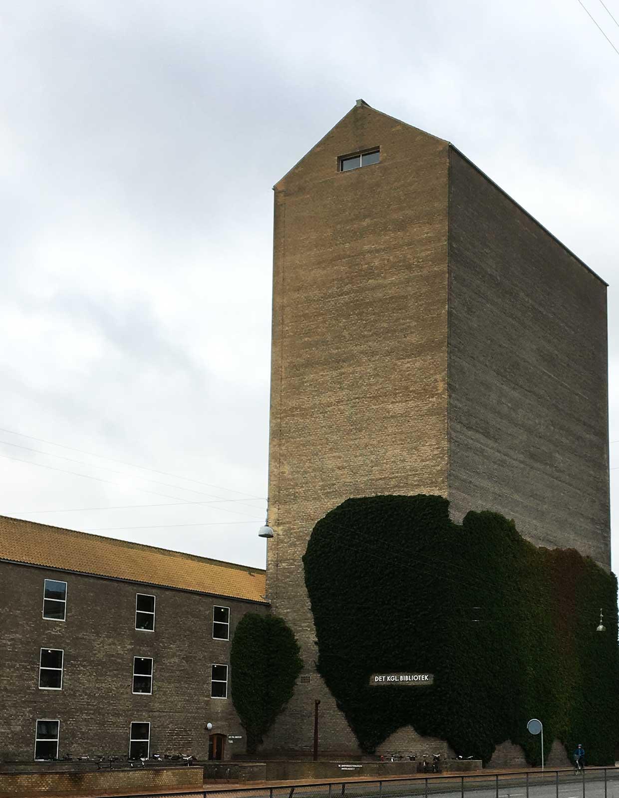 Bogtårnet Århus C.F. Møller